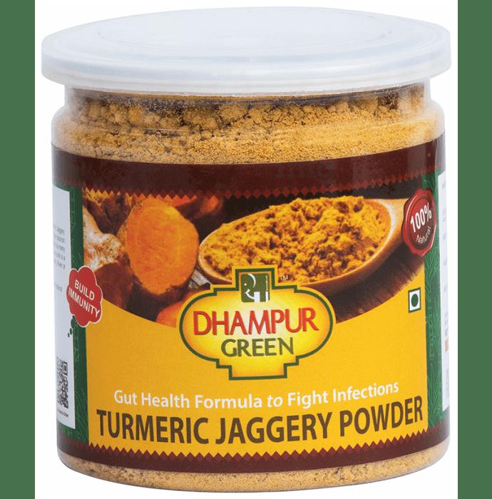 Dhampur Green Jaggery Powder Turmeric