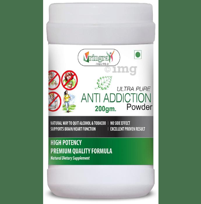 Vringra Ultra Pure Anti Addiction Powder