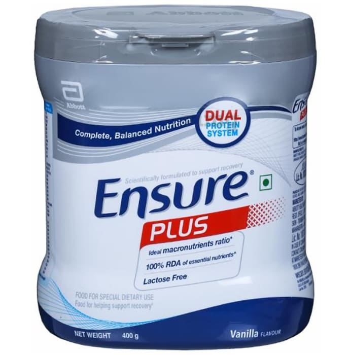 Ensure Plus Vanilla Powder