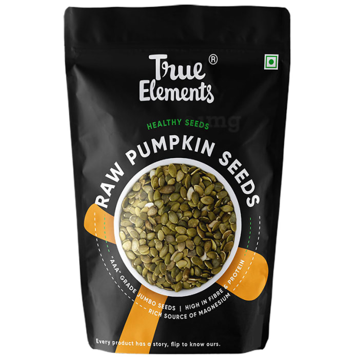 True Elements Raw Pumpkin Seeds