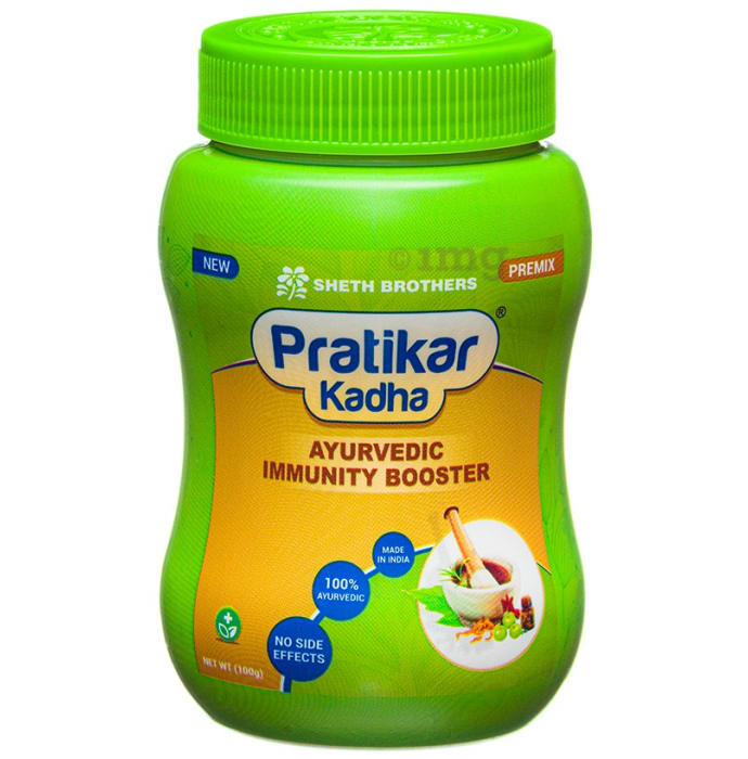 Pratikar Ayurvedic Immunity Booster Kadha