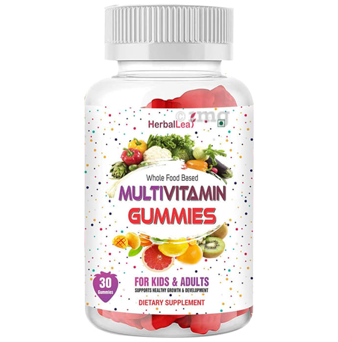 HerbalLeaf Multivitamin Gummy