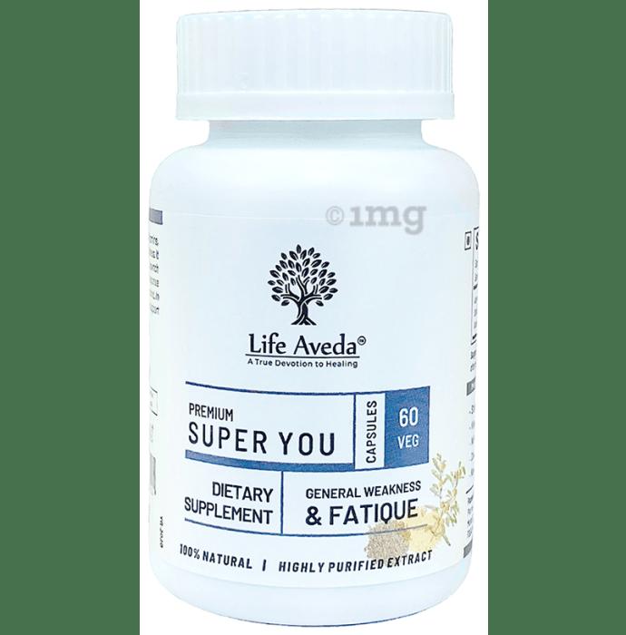 Life Aveda Premium Super You Veg Capsule
