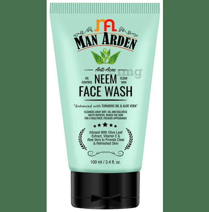 Man Arden Neem Face Wash