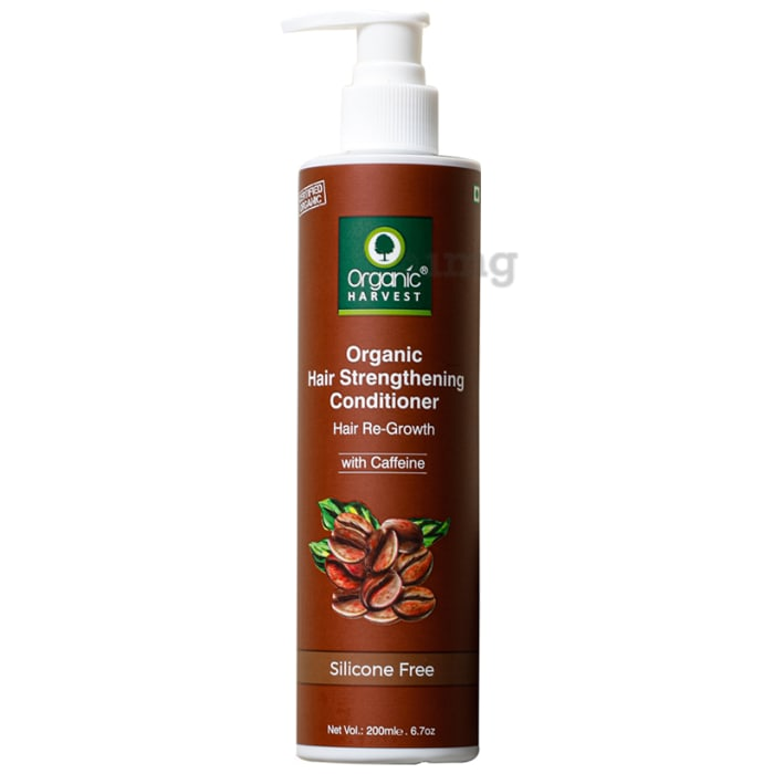 Organic Harvest Organic Hair Strengthening Conditioner