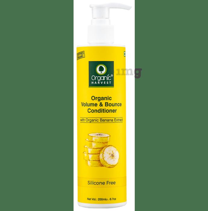 Organic Harvest Organic Volume & Bounce Conditioner