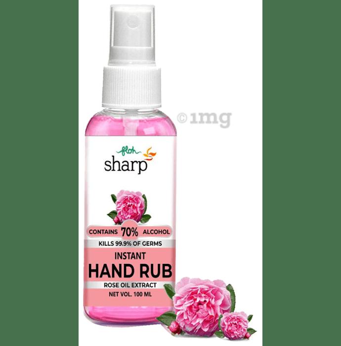 FLOH Sharp Hand Wash Paraben Free (300ml Each) Rose Oil Extract
