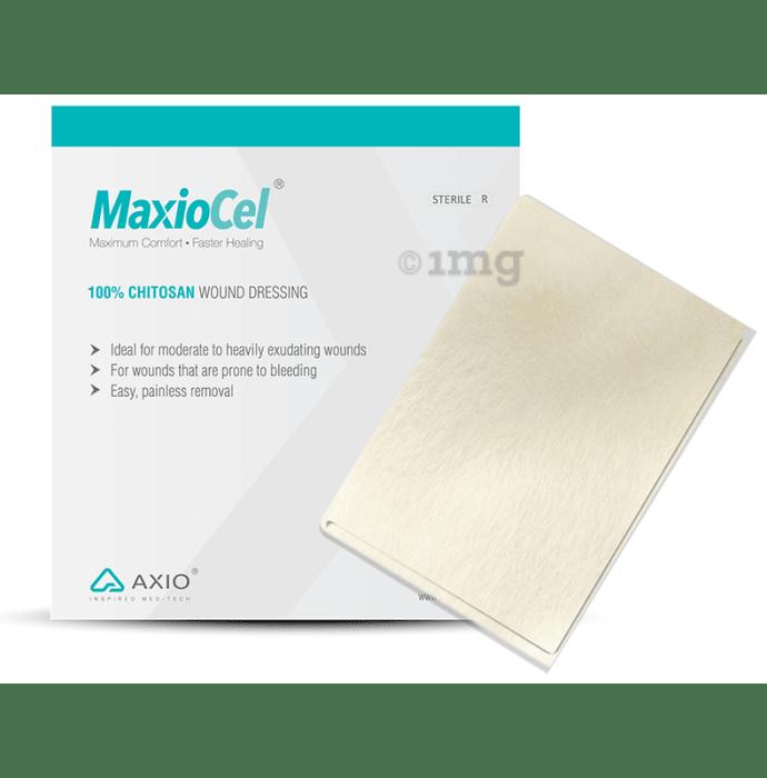 MaxioCel 100% Chitosan Wound Dressing 20x30cm for Burns