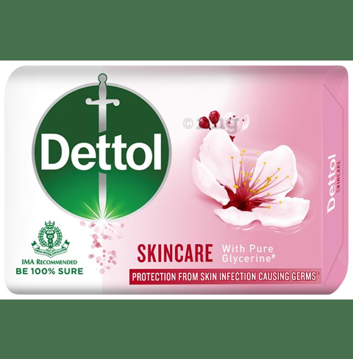 Dettol Skincare 125gm Soap