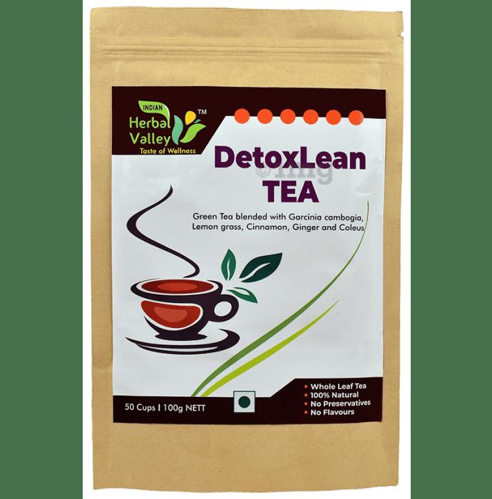 Indian Herbal Valley Detox Lean Tea
