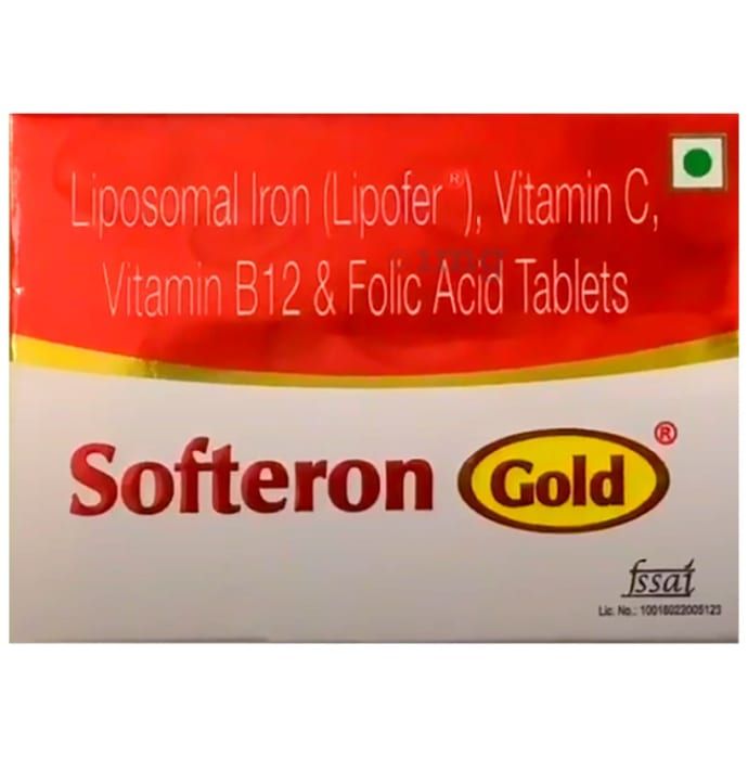 Softeron Gold Tablet