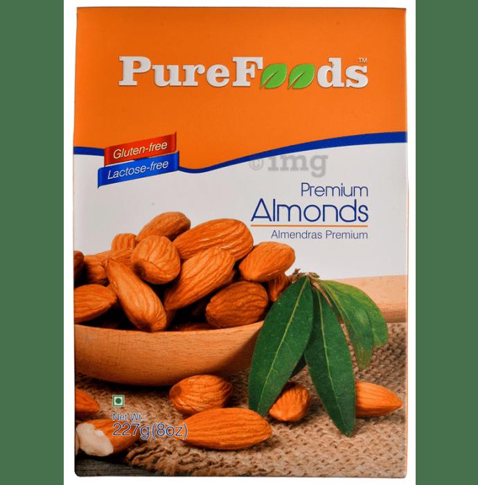 PureFoods Regular Premium Almonds
