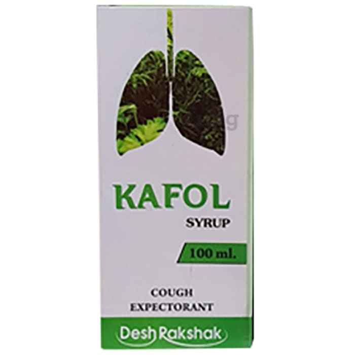 Desh Rakshak Kafol Syrup (100ml Each)