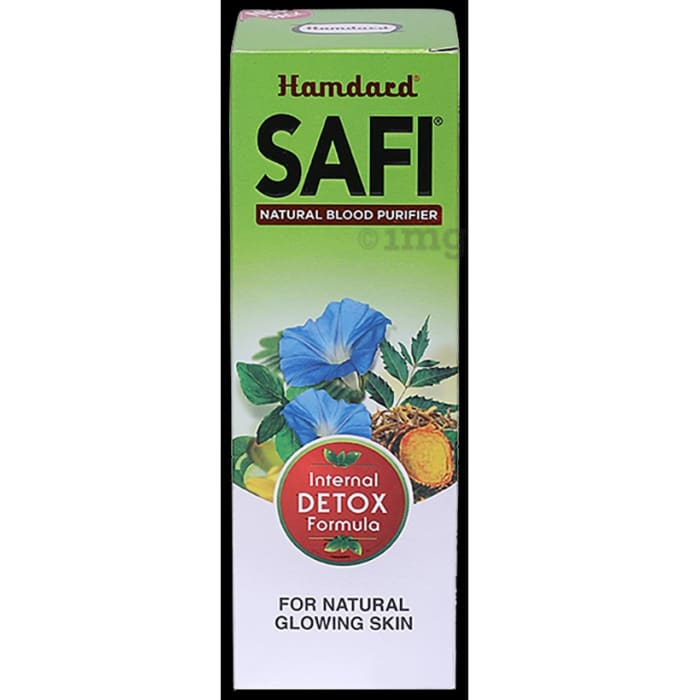Hamdard Safi Natural Blood Purifier Syrup