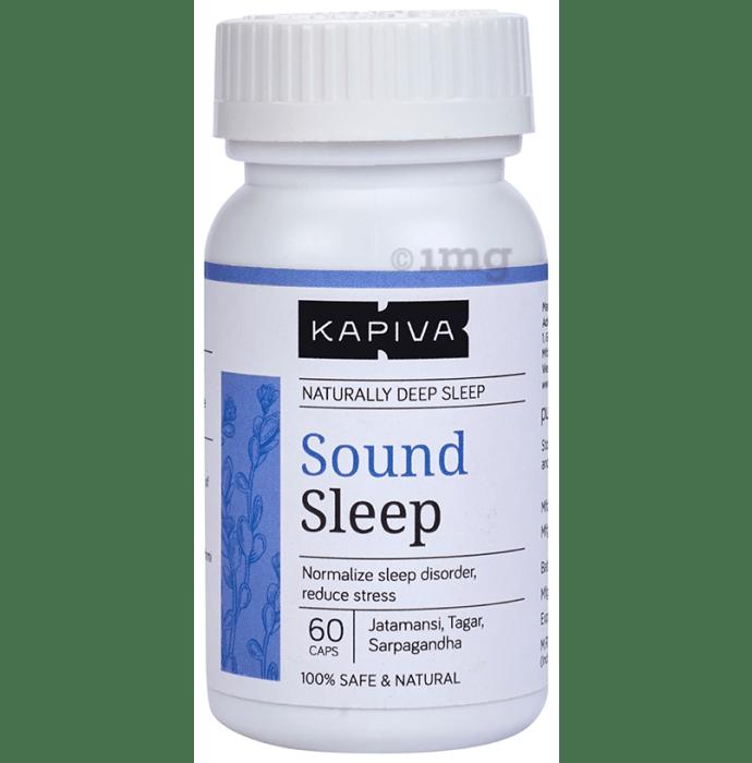 Kapiva Sound Sleep Capsule