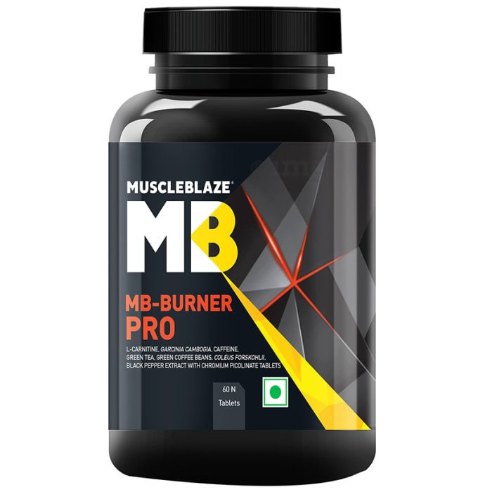 MuscleBlaze MB-Burner Pro Tablet
