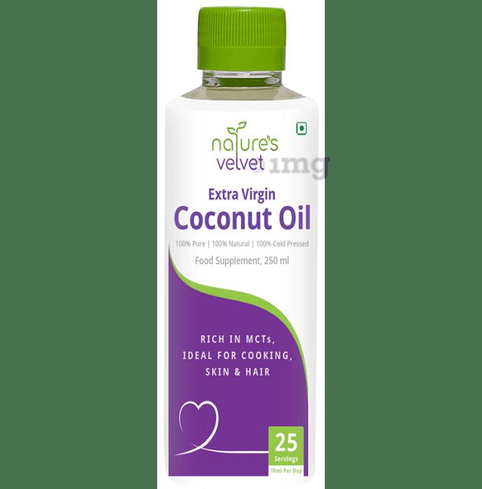 Nature's Velvet Extra Virgin Coconut Oil