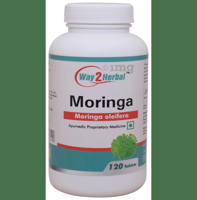 Way2Herbal Moringa Tablet