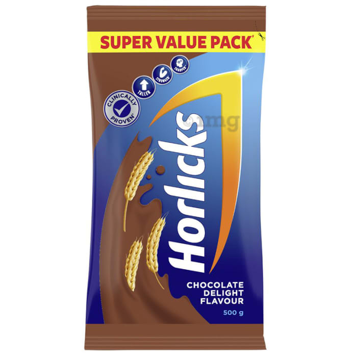 Horlicks Health and Nutrition Drink Chocolate Delight