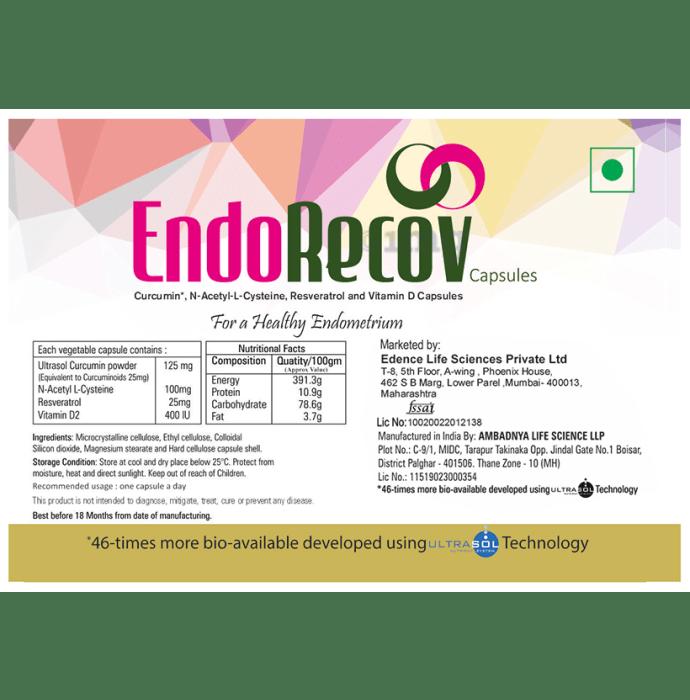 EndoRecov Capsule