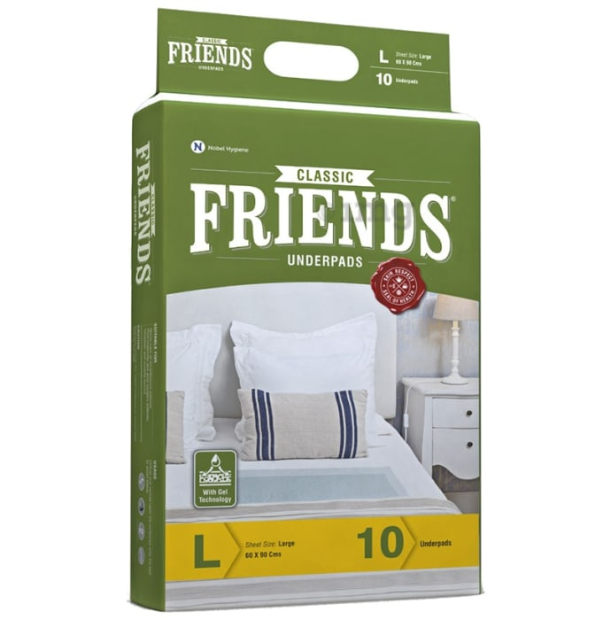 Friends Classic Underpads Large