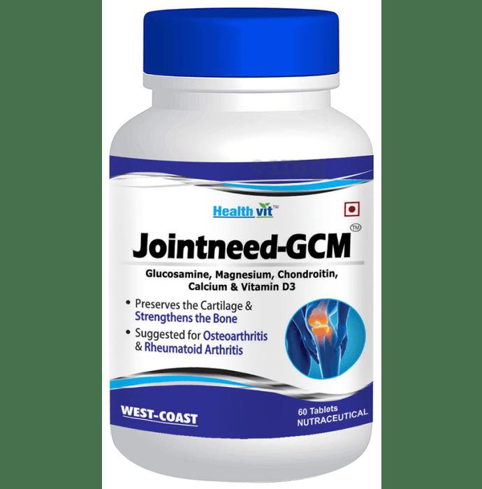 HealthVit Jointneed-GCM Tablet