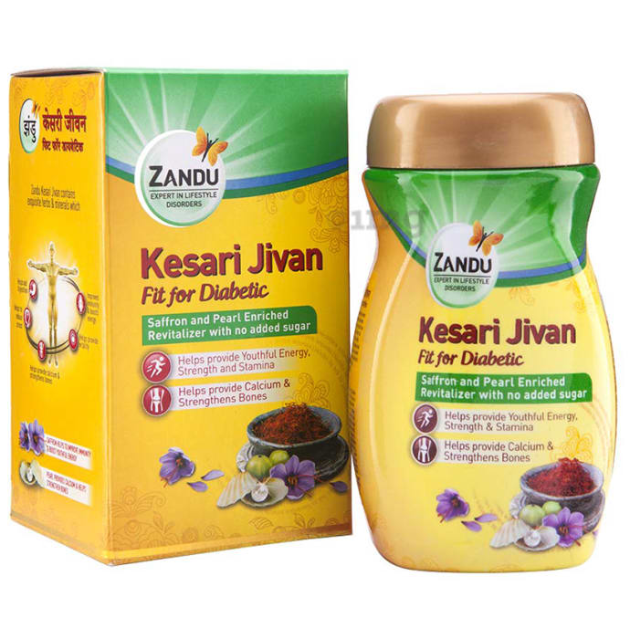Zandu Kesari Jeevan Fit for Diabetics