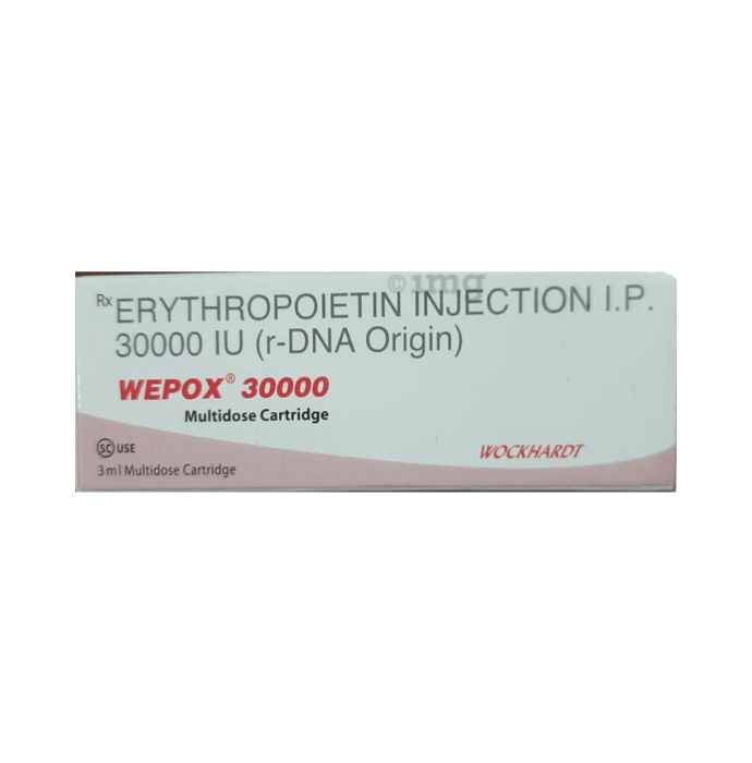 Wepox 2000 iu inc