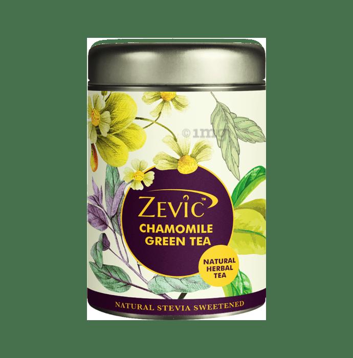 Zevic Chamomile Green Tea Natural Herbal Tea