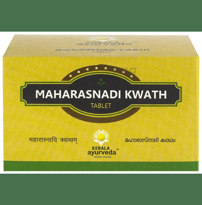 Kerala Ayurveda Maharasnadi Kwath Tablet