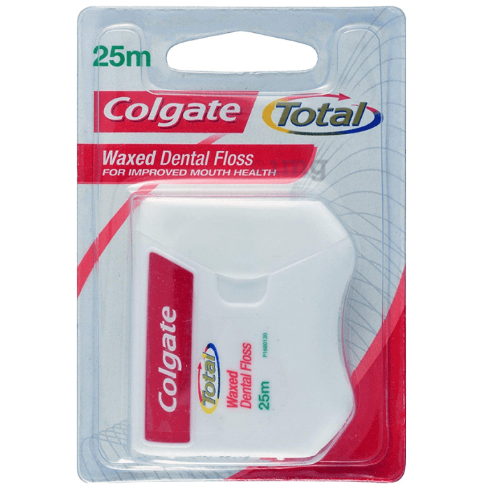 Colgate Total Waxed Dental Floss