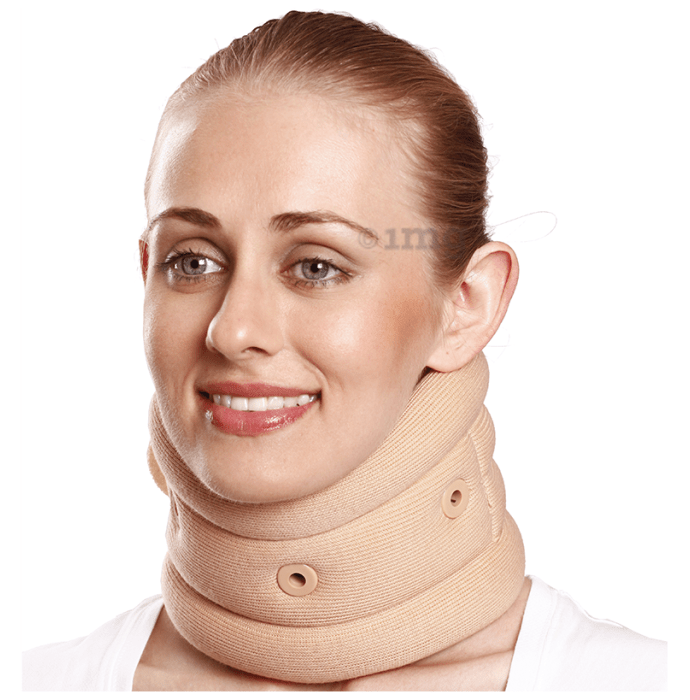 Tynor B-02 Soft Cervical Collar with Support XL