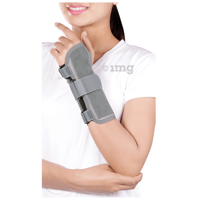 Tynor E43 Wrist Splint Ambidextrous Medium