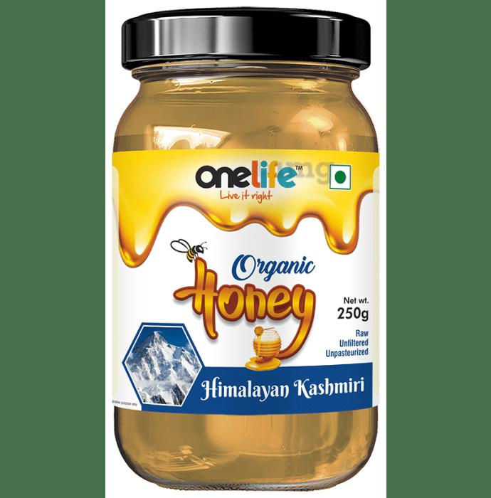 OneLife Organic Himalayan Kashmiri Honey