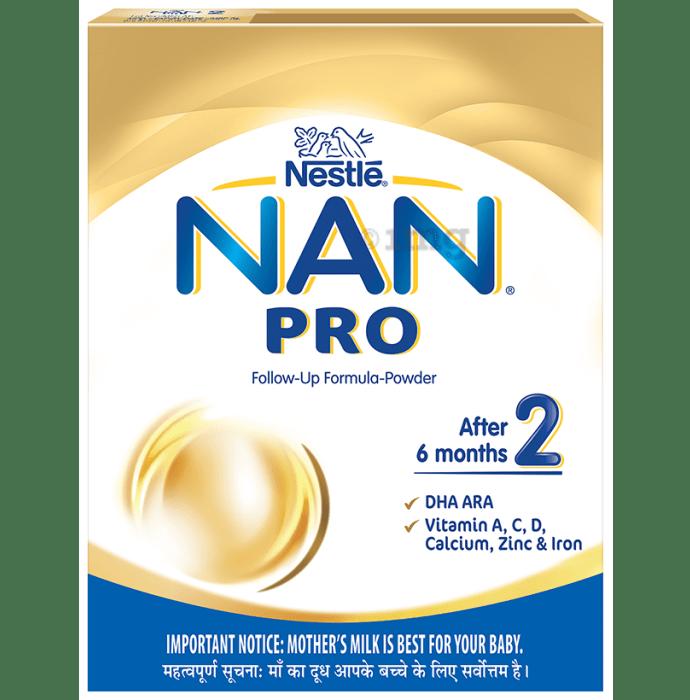 Nestle Nan Pro 2 Follow UP Formula Powder Refill