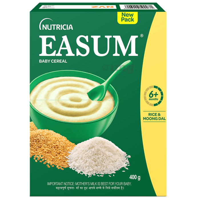 Easum Baby Cereal