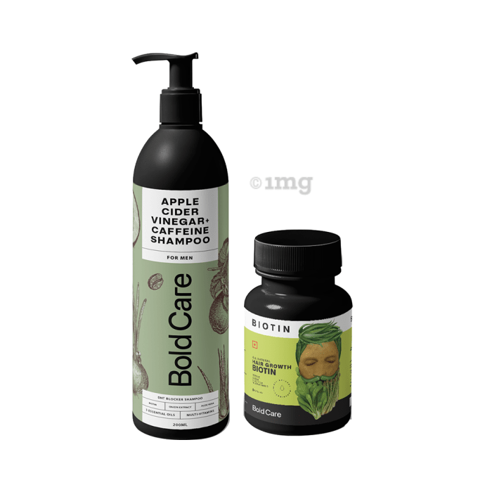 Bold Care Hairfall Control Pack