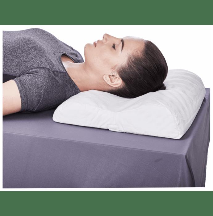 Vissco 0312 Cervical Contoured Large Pillow Universal