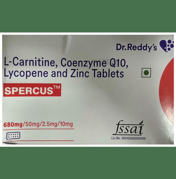 Spercus Tablet