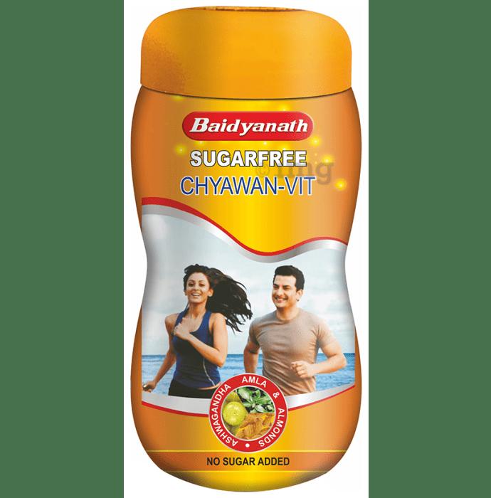 Baidyanath Sugar Free Chyawan-Vit