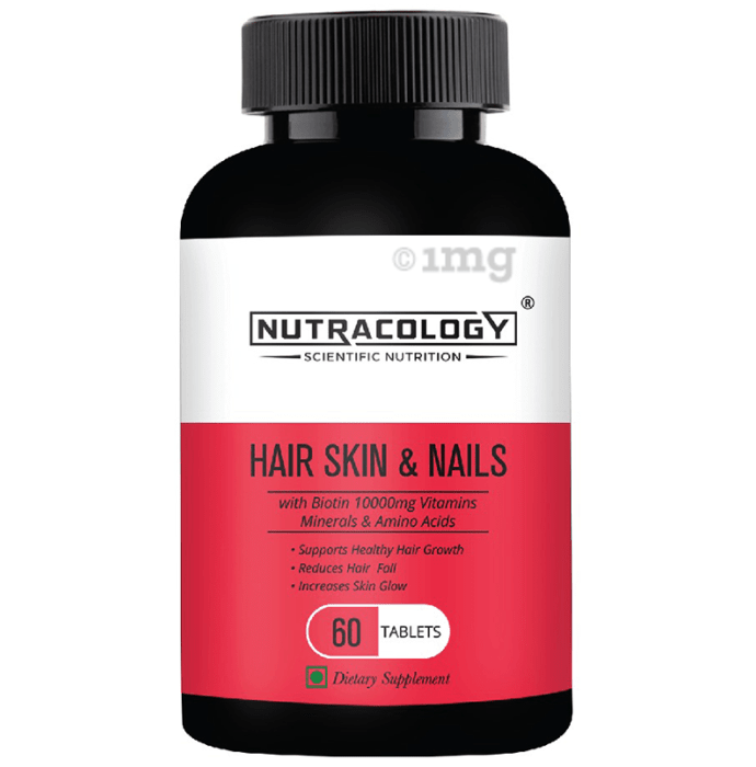 Nutracology Hair Skin & Nails Tablet