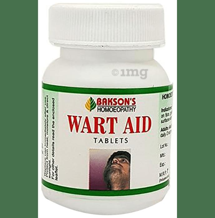 Bakson's Wart Aid Tablet