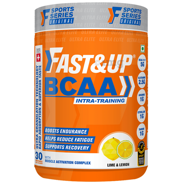 Fast&Up BCAA Lime-Lemon