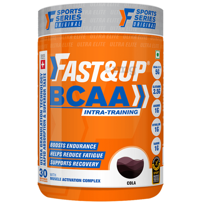Fast&Up BCAA Cola