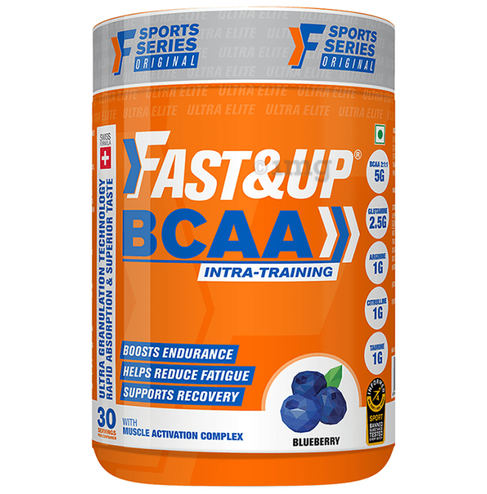 Fast&Up BCAA Blueberry