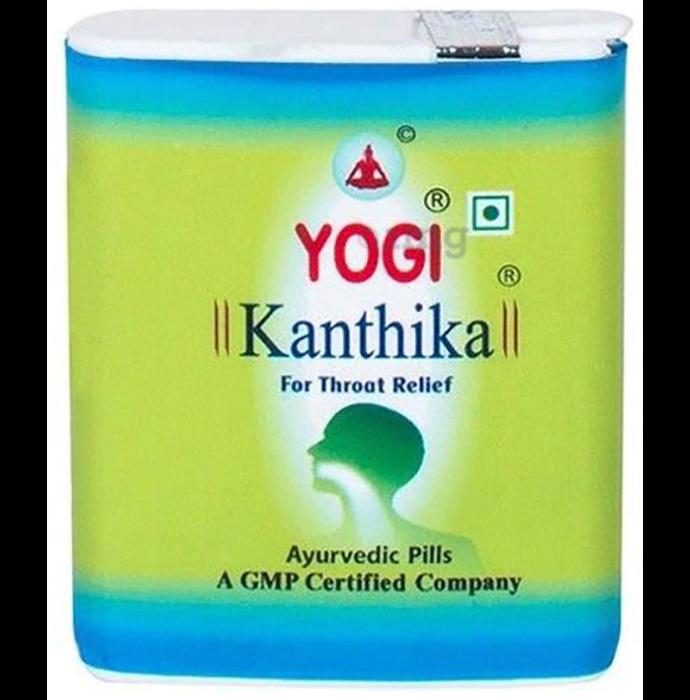 Yogi Kanthika Ayurvedic Pills