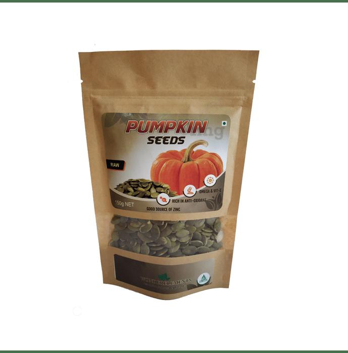 Wonderelements Raw Pumpkin Seeds
