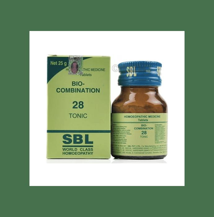 SBL Bio-Combination 28 Tablet