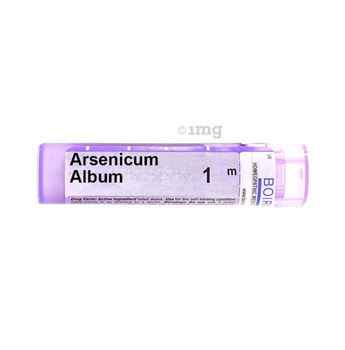 Boiron Arsenicum Album Multi Dose Approx 80 Pellets 1000 CH