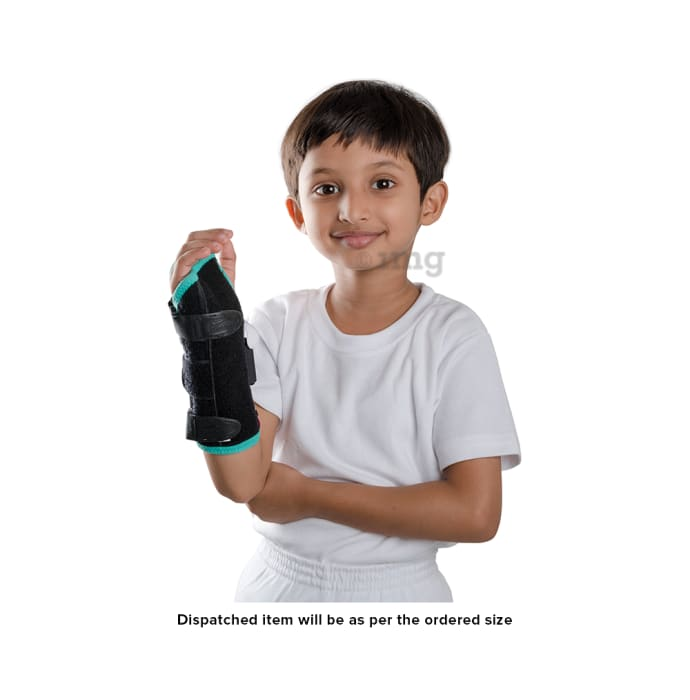 Tynor E-03 Wrist & Forearm Splint Child Right